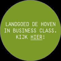 Landgoed de Hoven in Business Class. Kijk hier!